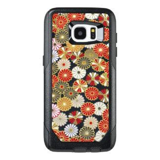 Falln Golden Chrysanthemums OtterBox Samsung Galaxy S7 Edge Case