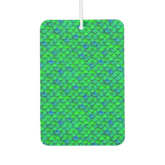 Falln Green Blue Scales Air Freshener