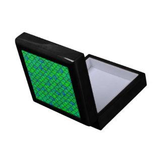 Falln Green Blue Scales Gift Box