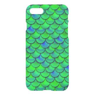 Falln Green Blue Scales iPhone 8/7 Case