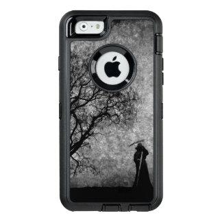 Falln Grim Reaper Original Art Boundaries Between OtterBox Defender iPhone Case