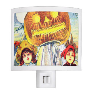 Falln Halloween Pumpkin Ghost Night Light