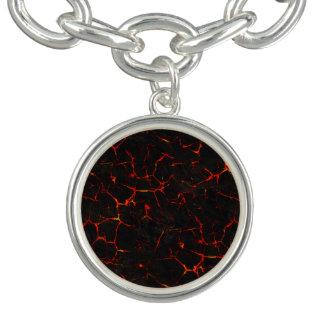 Falln Hot Lava Charm Bracelet