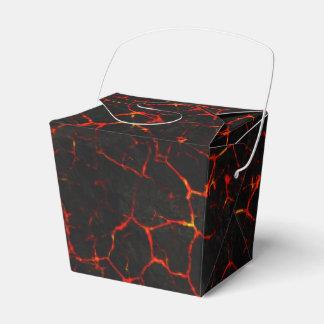 Falln Hot Lava Favor Box