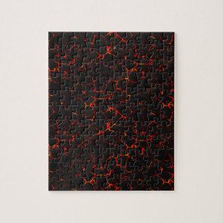 Falln Hot Lava Jigsaw Puzzle