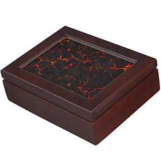 Falln Hot Lava Keepsake Box