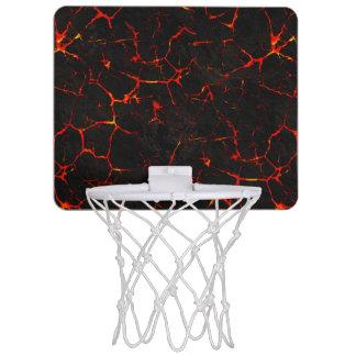 Falln Hot Lava Mini Basketball Hoop