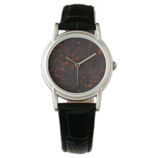 Falln Hot Lava Wristwatch