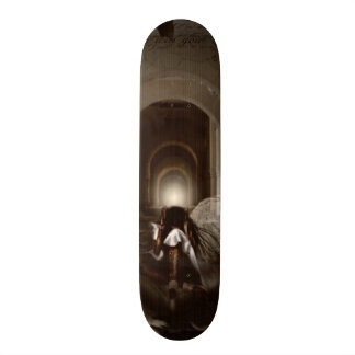 Falln I Thought I Was Your Angel Skate Deck