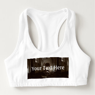Falln I Thought I Was Your Angel Sports Bra