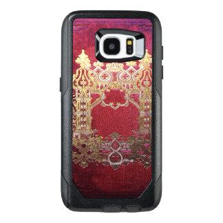 Falln Ink Stained Crimson OtterBox Samsung Galaxy S7 Edge Case