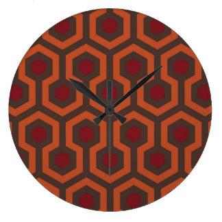 Falln Kubrick Large Clock