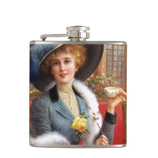 Falln Letters And Tea Flasks