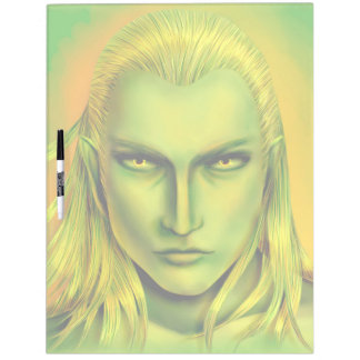 Falln Male Forest Elf Dry-Erase Whiteboards