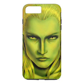Falln Male Forest Elf iPhone 8 Plus/7 Plus Case