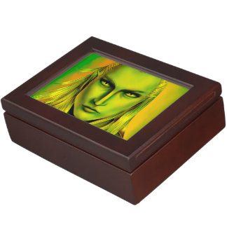 Falln Male Forest Elf Memory Boxes