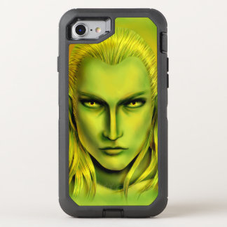 Falln Male Forest Elf OtterBox Defender iPhone 7 Case