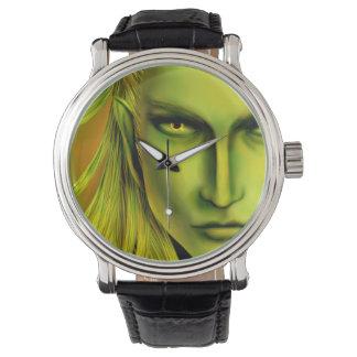 Falln Male Forest Elf Wrist Watches