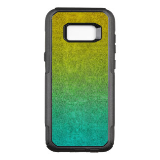 Falln Ocean Sunrise Glitter Gradient OtterBox Commuter Samsung Galaxy S8+ Case