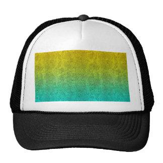 Falln Ocean Sunrise Glitter Gradient Trucker Hat