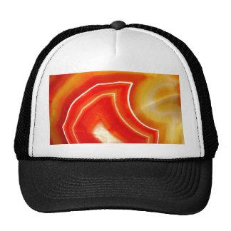 Falln Orange Agate Trucker Hat