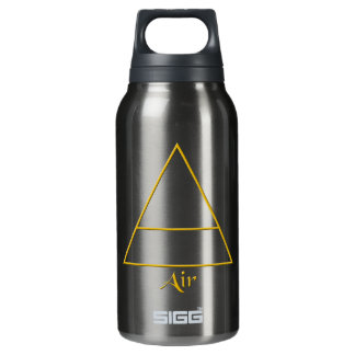 Falln Pagan Air Element Symbol Insulated Water Bottle