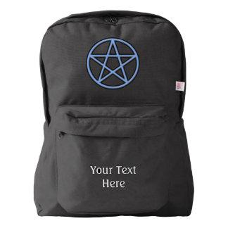 Falln Pagan Pentacle Backpack
