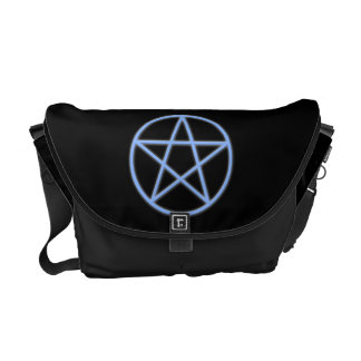Falln Pagan Pentacle Commuter Bag
