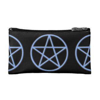 Falln Pagan Pentacle Cosmetic Bag