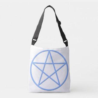 Falln Pagan Pentacle Crossbody Bag