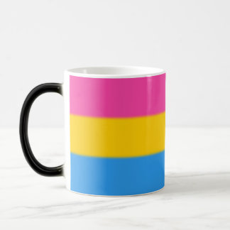 Falln Pansexual Pride Flag Magic Mug