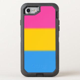 Falln Pansexual Pride Flag OtterBox Defender iPhone 7 Case