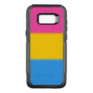 Falln Pansexual Pride OtterBox Commuter Samsung Galaxy S8+ Case
