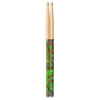 Falln Peacock Ammolite Drumsticks