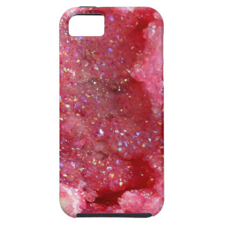 Falln Pink Faerie Crystals iPhone 5 Case