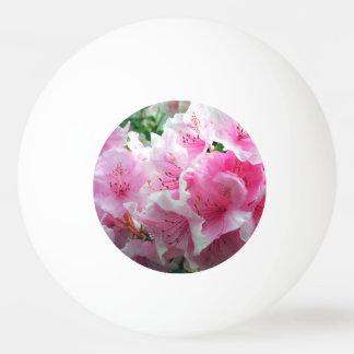 Falln Pink Floral Blossoms Ping Pong Ball