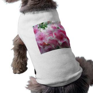 Falln Pink Floral Blossoms Shirt