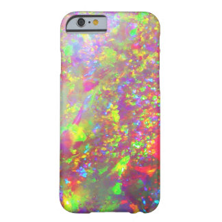 Falln Rainbow Brazilian Opal Barely There iPhone 6 Case