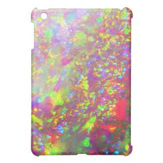 Falln Rainbow Brazilian Opal iPad Mini Cover