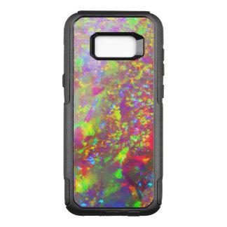 Falln Rainbow Brazilian Opal OtterBox Commuter Samsung Galaxy S8+ Case
