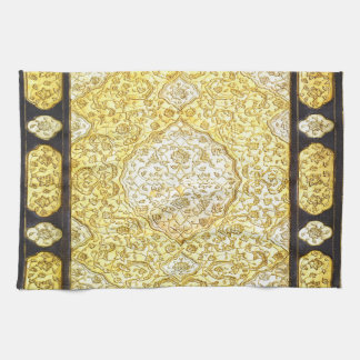 Falln Sacred Gold Kitchen Towel