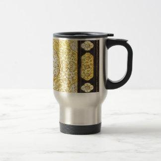 Falln Sacred Gold Travel Mug