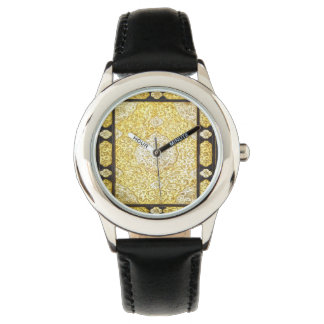 Falln Sacred Gold Watch