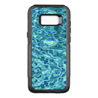 Falln Shimmering Water OtterBox Commuter Samsung Galaxy S8+ Case