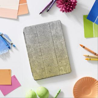 Falln Silver & Gold Glitter Gradient iPad Air Cover