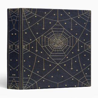 Falln Spider Silk Stars Book Binders