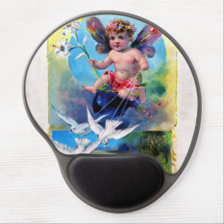 Falln Spring Time Fairy Gel Mouse Pad