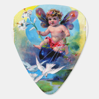 Falln Spring Time Fairy Guitar Pick