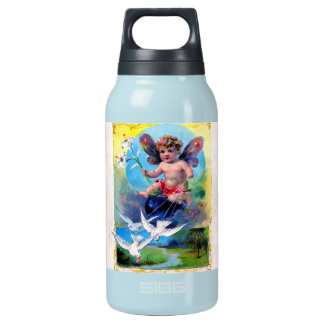 Falln Spring Time Fairy Insulated Water Bottle