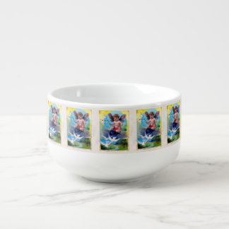 Falln Spring Time Fairy Soup Mug